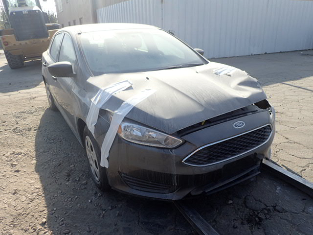 2016 FORD FOCUS S 2.0L