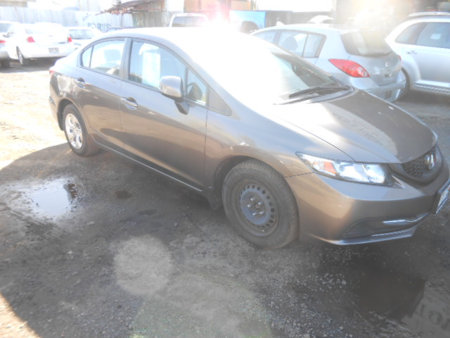 Auto Auction Ended On Vin 2hgfb2f56dh525599 2013 Honda