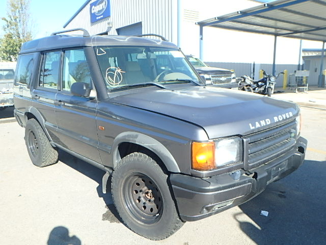 2001 LAND ROVER DISCOVERY 3.9L