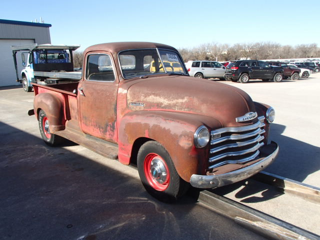 1949 CHEVROLET ALL OTHER