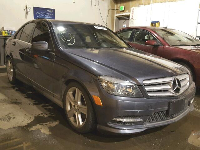 Auto auction ended on vin wddgf8bb6br178543 2011 mercedes for Mercedes benz anchorage