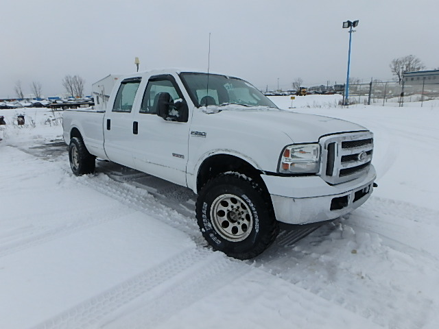 2007 Ford F250 Super for sale in Montreal Est, QC