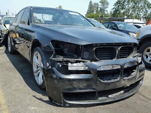 2013 BMW 7 SERIES 4.4L