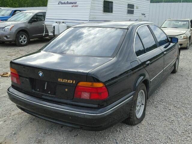WBADD6324WBW47985 - 1998 BMW 528I AUTOM