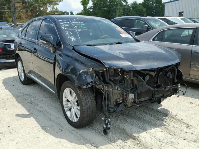 2012 LEXUS RX 450H 3.5L