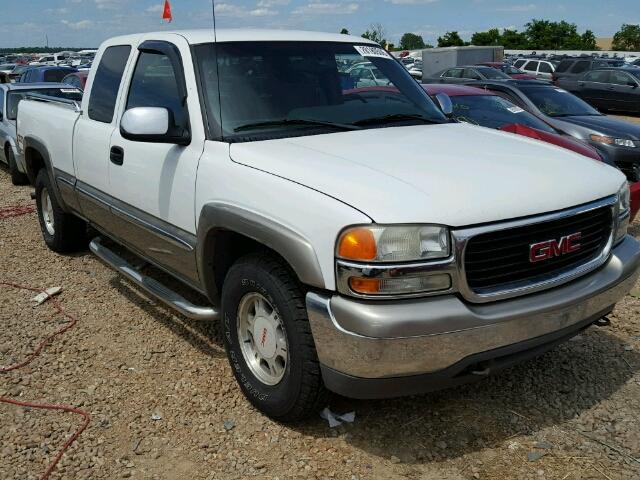 2001 GMC SIERRA K15 5.3L