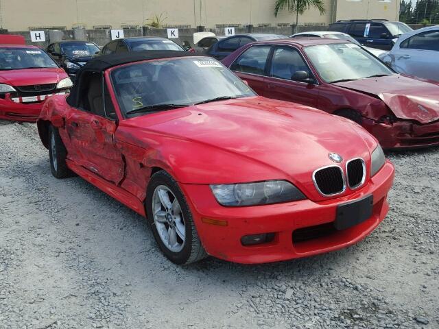 2002 BMW Z3 2.5 2.5L