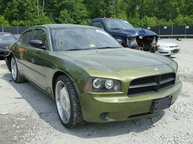 2B3KA43RX7H738435 - 2007 DODGE CHARGER SE