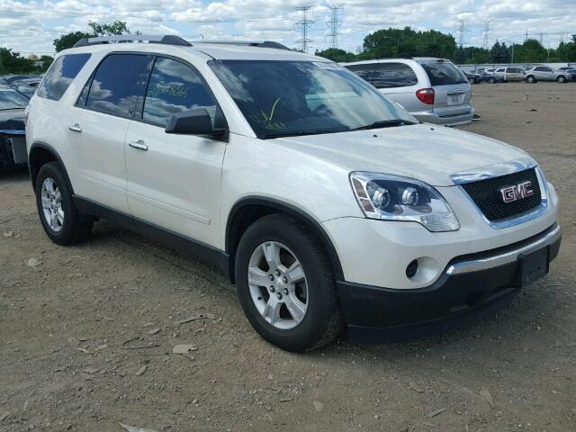 2011 GMC ACADIA SLE 3.6L