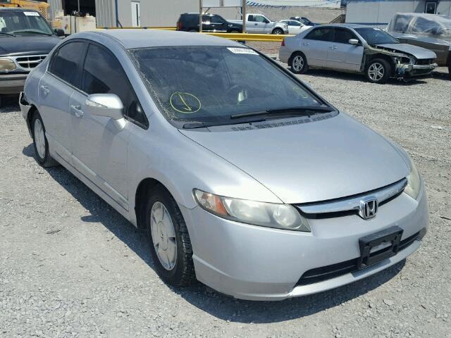 2006 HONDA CIVIC HYBR 1.3L