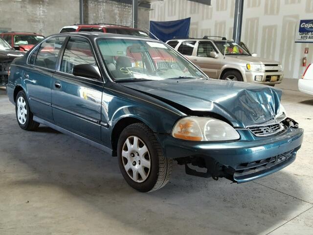 2HGEJ667XWH584455 - 1998 HONDA CIVIC LX