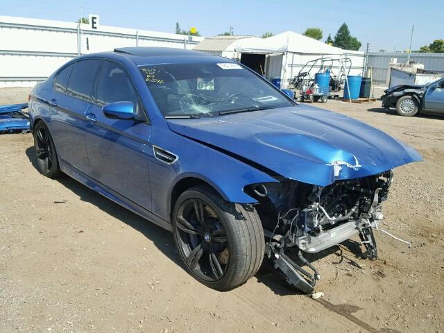 WBSFV9C55GD595477 - 2016 BMW M5