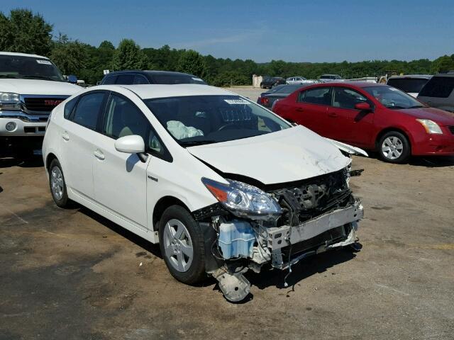 Prius For Sale Atlanta >> Auto Auction Ended on VIN: JTDKN3DU6A0033899 2010 Toyota Prius in Atlanta West, GA