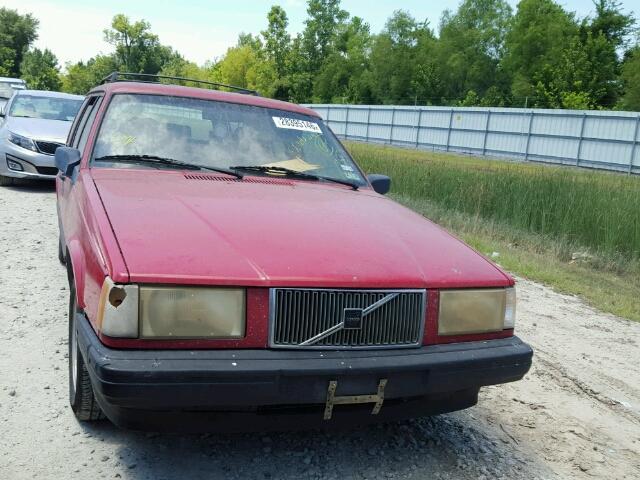 1993 VOLVO 940 2.3L