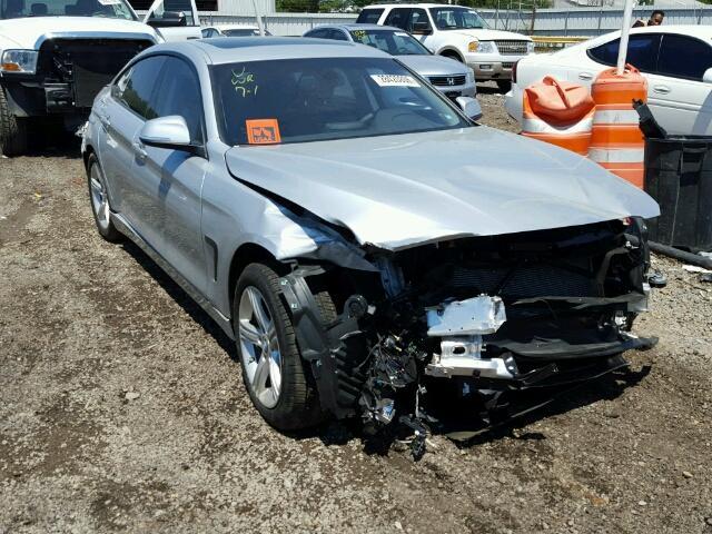 WBA4A5C54FD410334 - 2015 BMW 428I GRAN