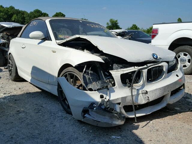 WBAUN93588VF55405 - 2008 BMW 135I