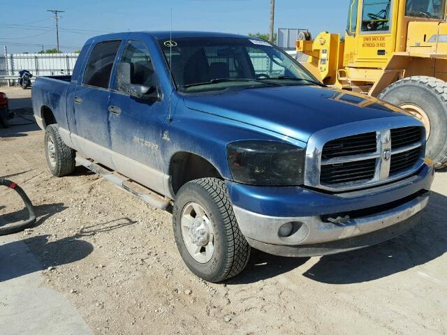 Auto Auction Ended on VIN: 3D7KS29C56G169002 2006 Dodge ...