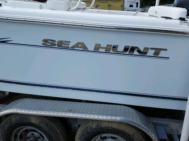 SXSM0327J213 - 2013 SEA SEA HUNT