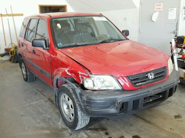 JHLRD2844YC003012 - 2000 HONDA CR-V LX