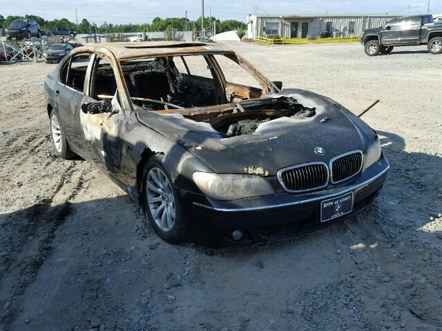 WBAHN83588DT82810 - 2008 BMW 750LI