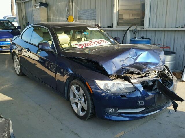 WBADX7C52BE579685 - 2011 BMW 335I