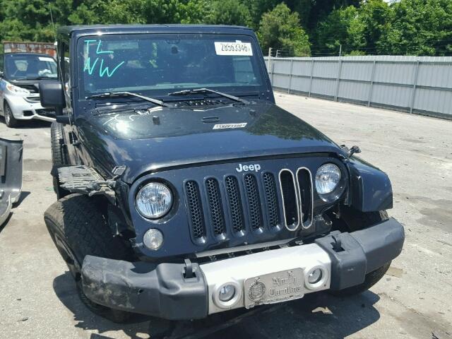 2014 Jeep Wrangler U For Sale Nc Raleigh Salvage