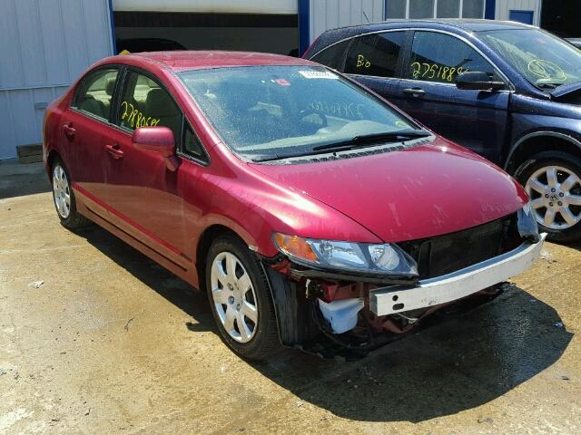 2006 HONDA CIVIC LX 1.8L