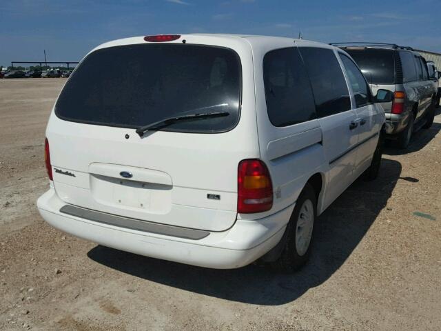 2FMZA5149WBD57585 - 1998 FORD WINDSTAR W 3.8L rear view