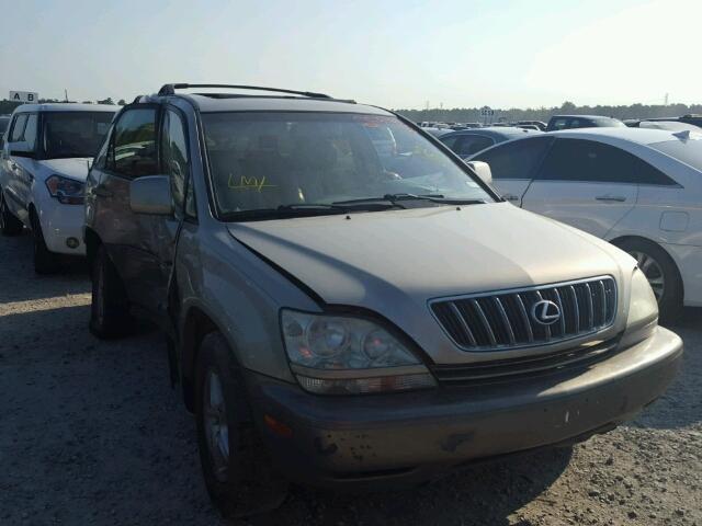 JTJGF10UX10099429 - 2001 LEXUS RX 300