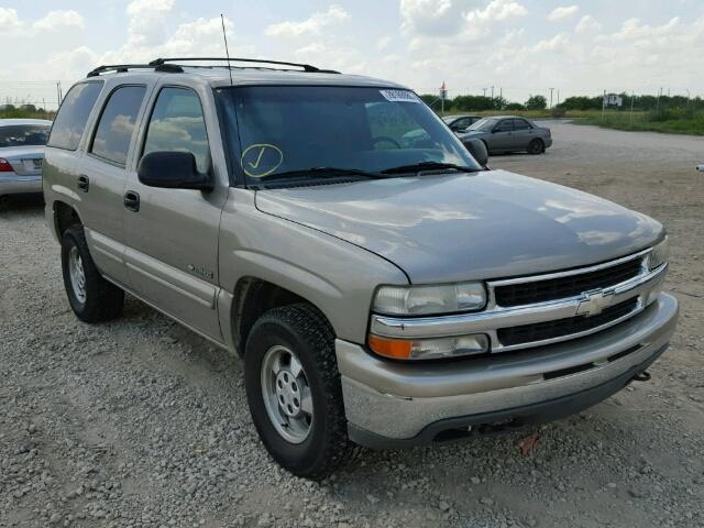 Auto Auction Ended On Vin 1gnek13t6yj206464 2000 Chevrolet Tahoe K150 In Tx San Antonio