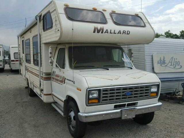 1FDKE30L7GHB21492 1987 Ford Mallard in CA - Rancho