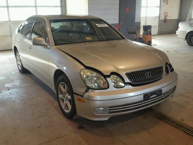 2004 LEXUS GS 3.0L