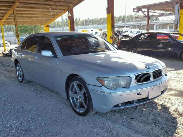 2004 BMW 745 4.4L
