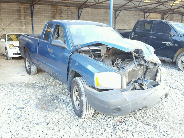 2006 DODGE DAKOTA 4.7L