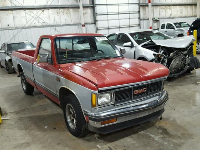 1989 GMC S TRUCK 4.3L