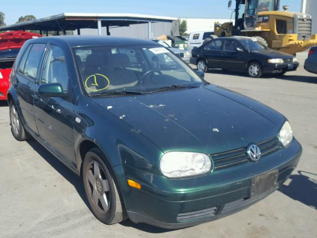 2000 VOLKSWAGEN GOLF 1.8L