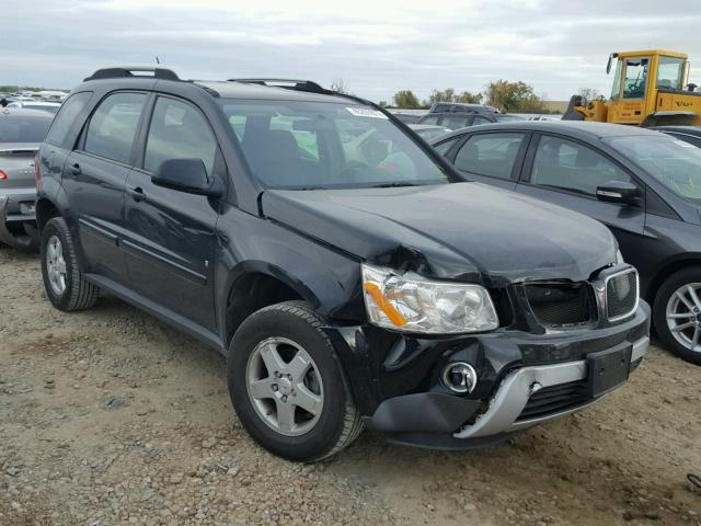 2009 PONTIAC TORRENT 3.4L