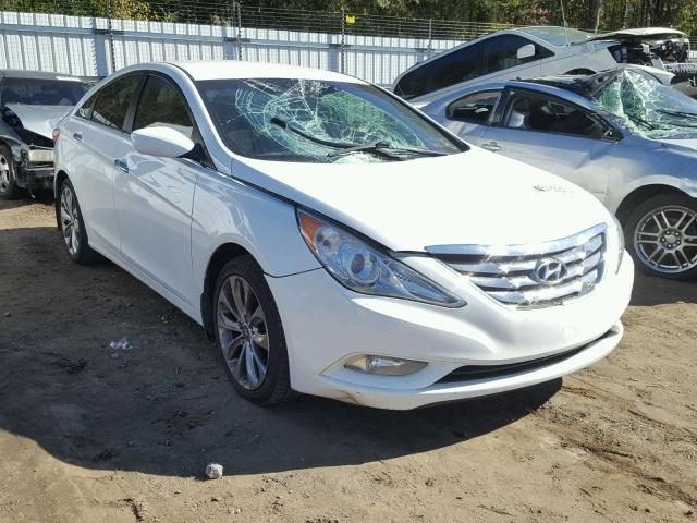 Auto Auction Ended On Vin 5npec4ab1ch434374 2012 Hyundai Sonata Se