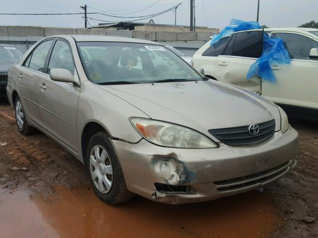 2002 TOYOTA CAMRY 2.4L