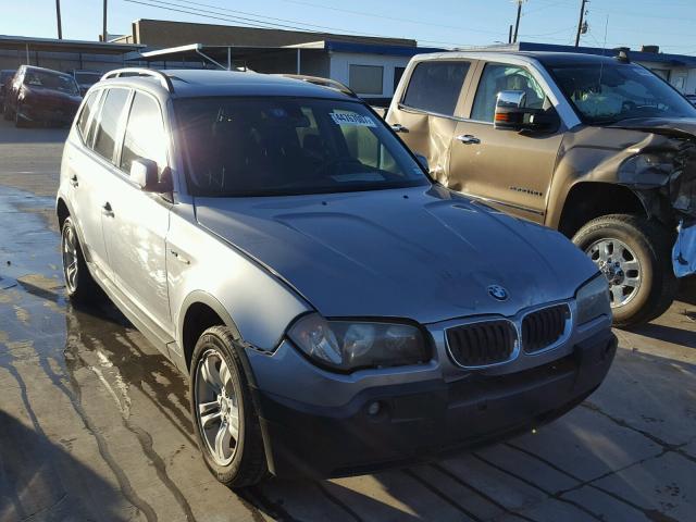 2005 BMW X3 3.0L