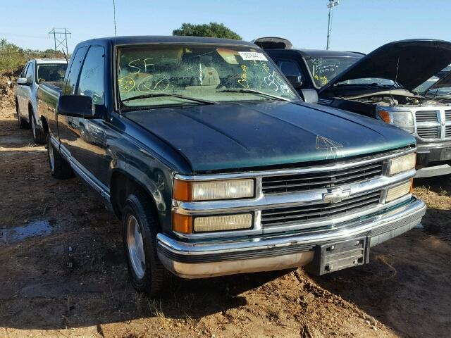 Chevrolet GMT-400 C1 salvage cars for sale: 1997 Chevrolet GMT-400 C1