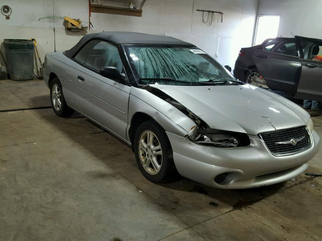 2000 CHRYSLER SEBRING 2.5L