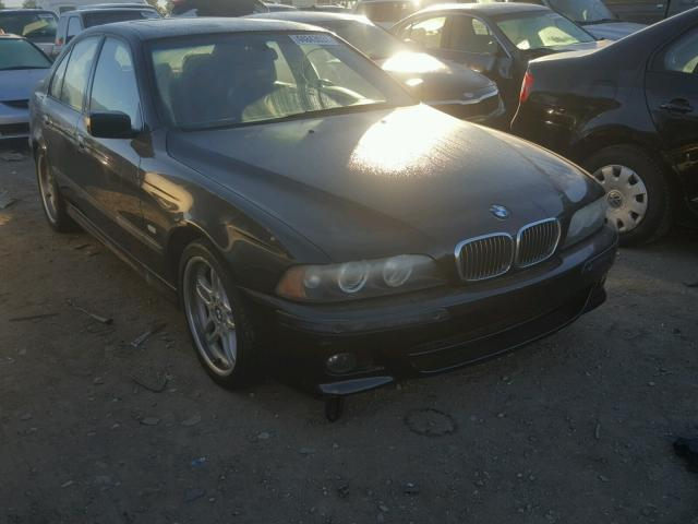 2003 BMW 540 4.4L