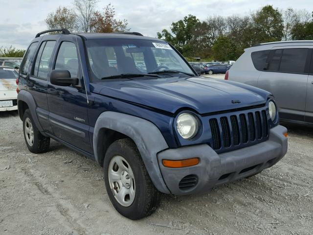 2004 Jeep Liberty Sport For Sale Ky Lexington East
