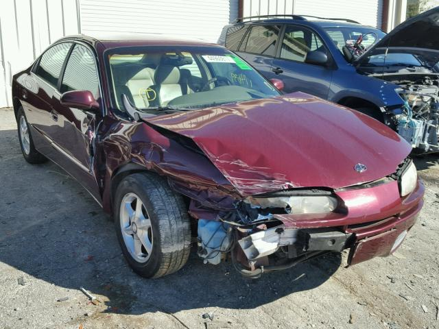 Oldsmobile Aurora salvage cars for sale: 2001 Oldsmobile Aurora