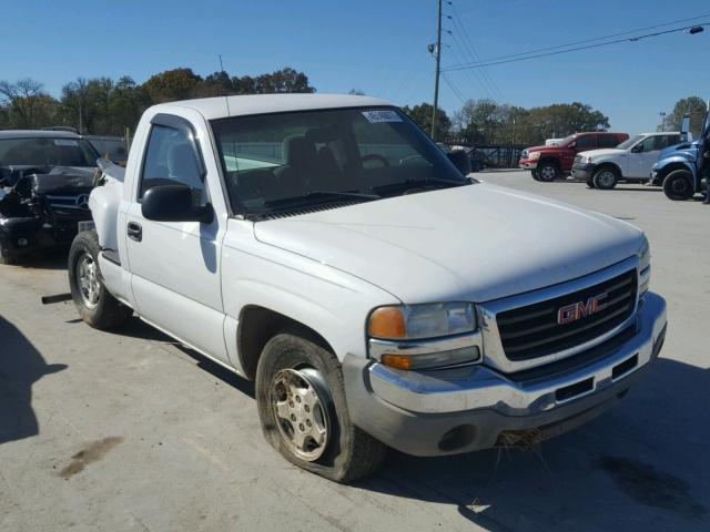 2004 GMC NEW SIERRA 5.3L