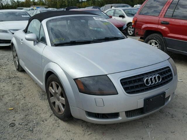2003 AUDI TT 1.8L