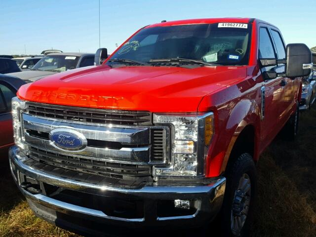 2017 ford f250 for sale at copart houston tx lot 41962777. Black Bedroom Furniture Sets. Home Design Ideas