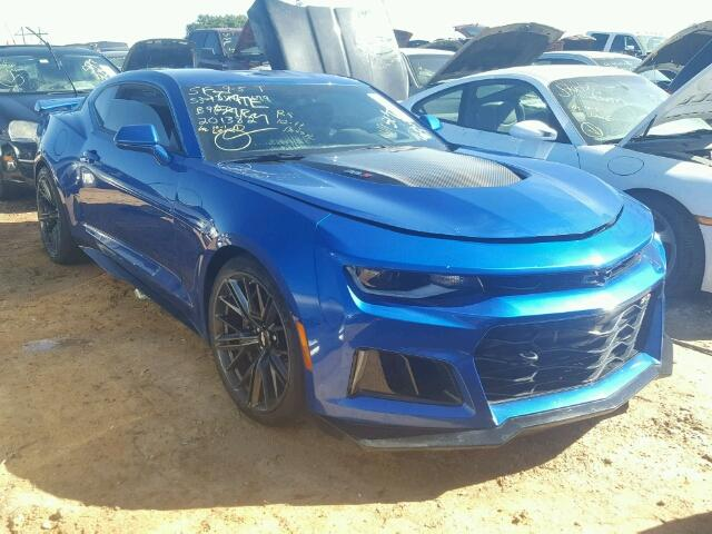 2017 chevrolet camaro zl1 photos salvage car auction. Black Bedroom Furniture Sets. Home Design Ideas