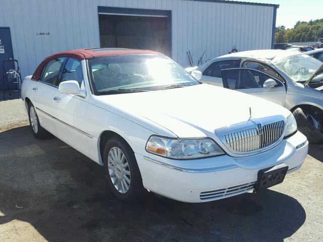 2005 LINCOLN TOWN CAR 4.6L
